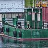 Old Green Tug