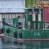 Old Green Tug