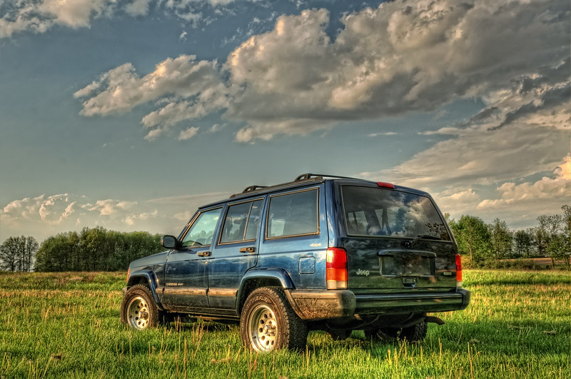Country Jeep