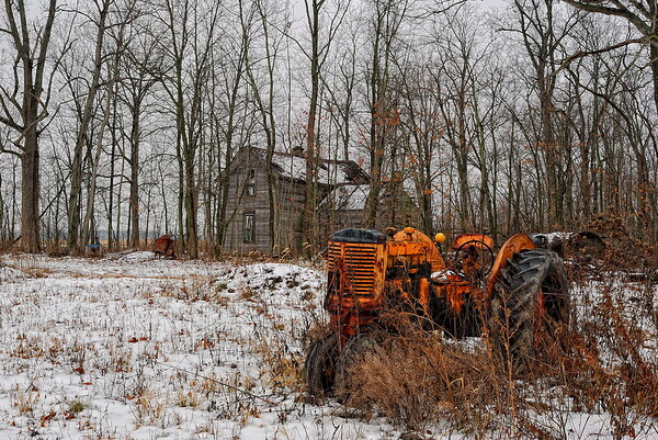 Forgotten Farm .....