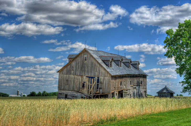 Fred's Old Barn