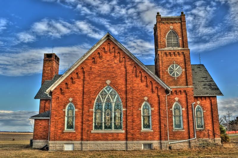 Ridge M.E. Church ...established 1873