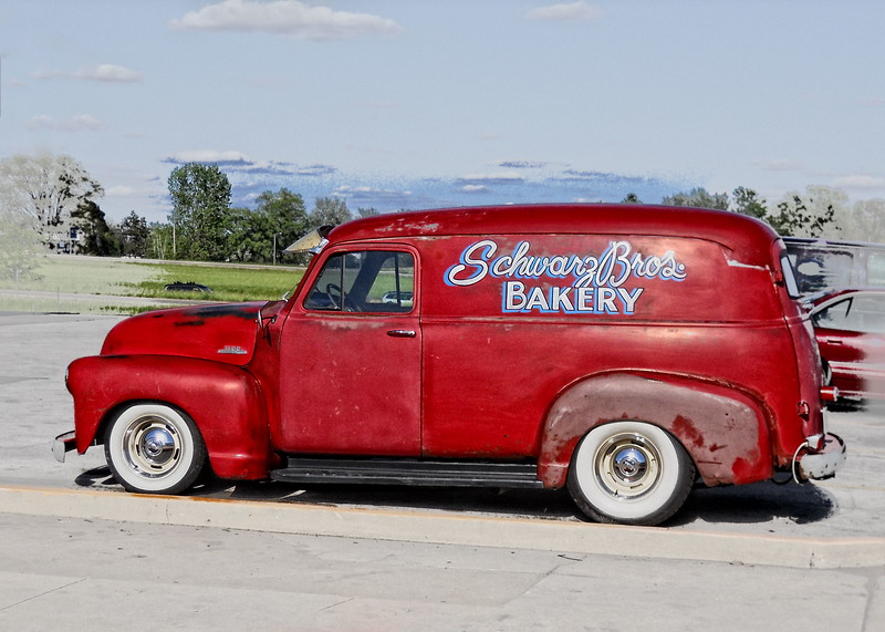 The Old Bakery Truck