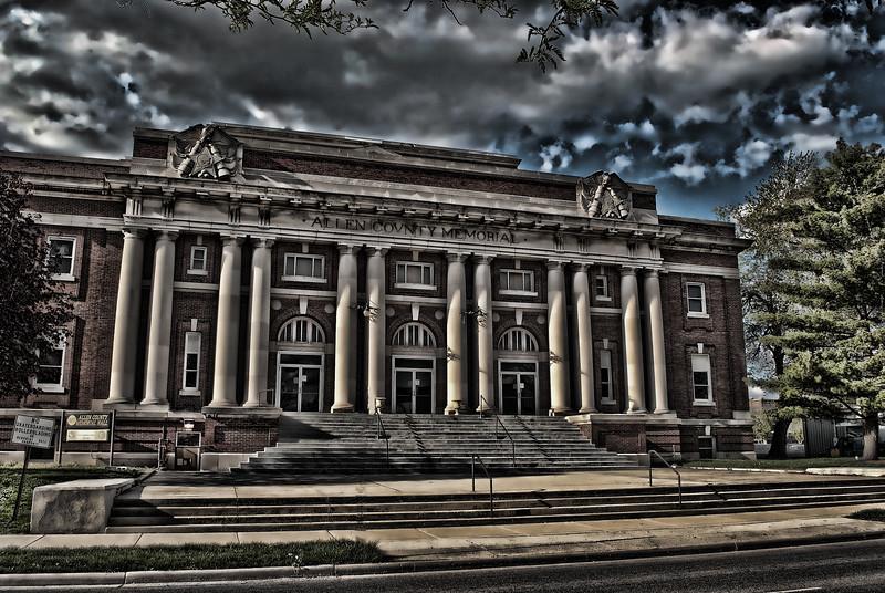 Haunted Hallowed Hall