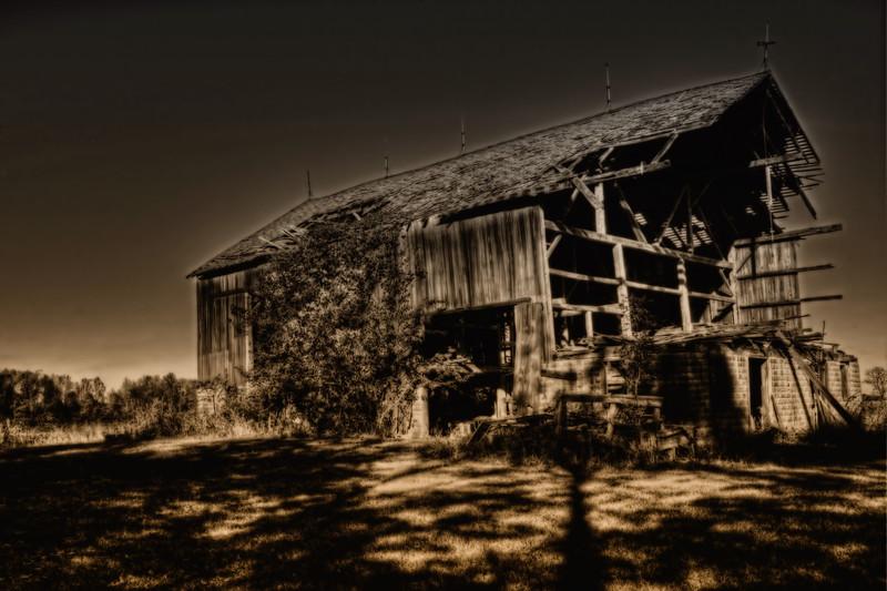 Big Bad Barn