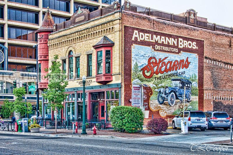 Adelman Bros Building in Portland, OR