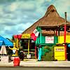 Rastas in Cozumel, MX