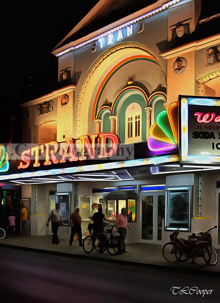 The Old Strand Theater in Key West, FL