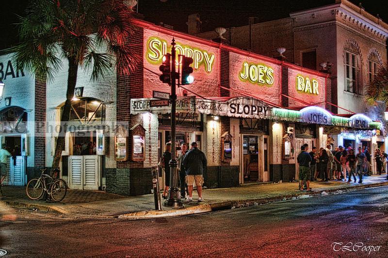 Sloppy Joes in Key West, FL