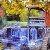 The Water Mill in Vermont