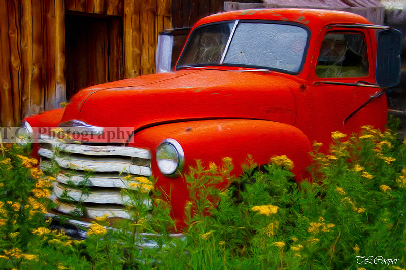 Ole Chevy in Warren, Idaho