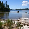 3224078 - view from cove on payette lake near north shore, mccall idaho