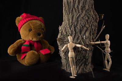 Bear Hunt  - Third Place - Creative