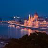 DA(3) Budapest Parliament at Night
