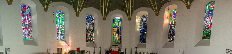 Allan Stamler Liepzig Church