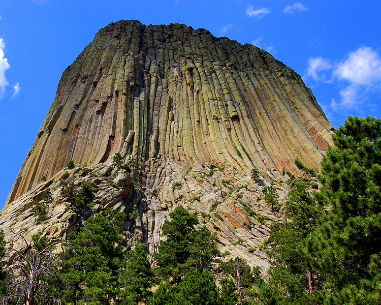 Dave Tollefsrud Devil's Tower Crook Cty WY