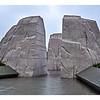A(3) Allan Stamler NE114 MLKjr Monument