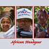 A(1) Larry Headley NE049DAAfrican Headgear