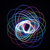 C (1) - Pendulum Light Painting