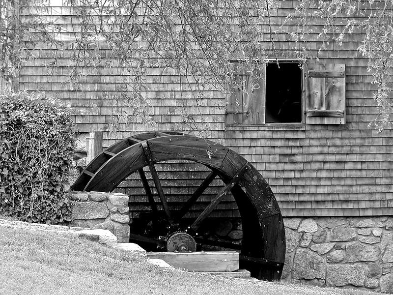 obw-water wheel