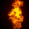 ac-Night Time_ Balloon Fire