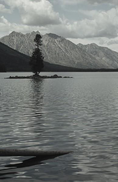 nc-Island Reflections