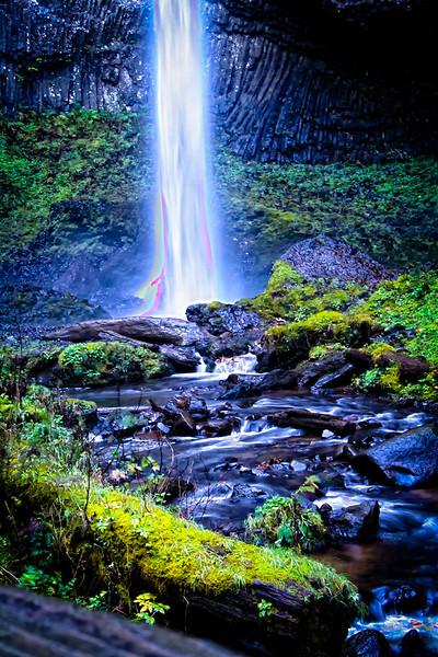 ac-Oregon Waterfall