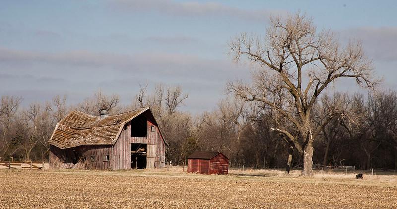 oc-Rustic Barn