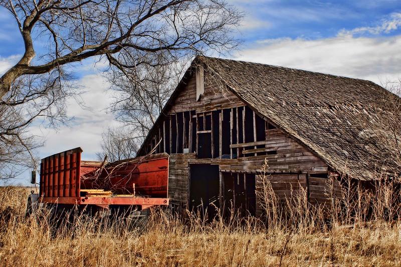 oc-Abandoned And Crestfallen