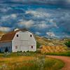 o-white barn