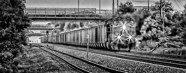 ag-coal train runnin