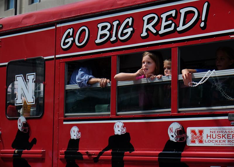 A - Bus Window Girl
