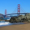 T - Golden Gate Bridge California