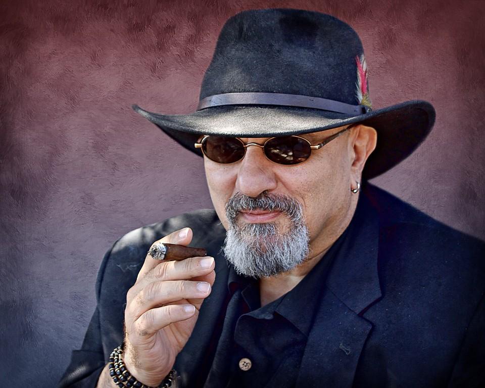 P - Man with Cigar 1st Nikki McDonald