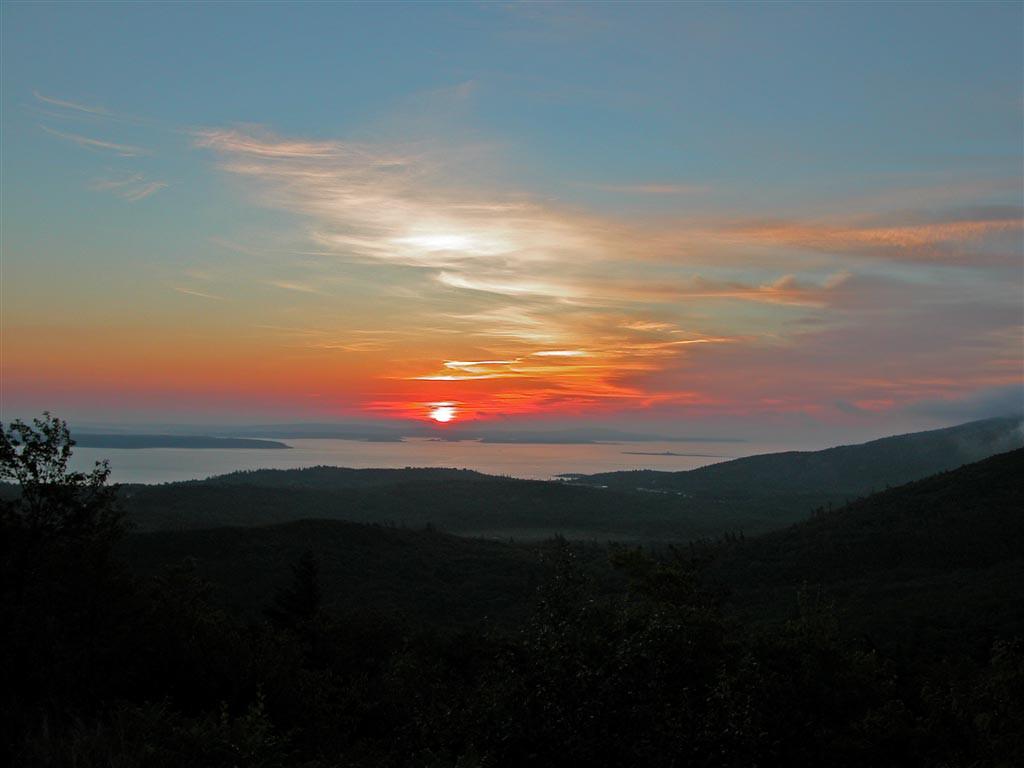 T - First Sunrise Cadillac Mountain Maine.jpg 3rd Paul Evans