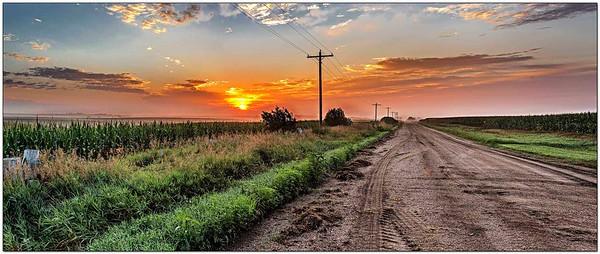 P - #2 Nebraska Sunrise