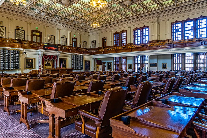 Texas State Capitol - Third Place
