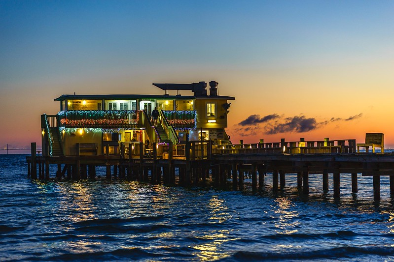Rod and Reel Pier - Florida  -  Second Place