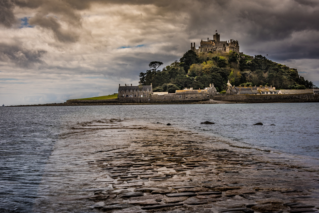 St Michael's Mount - Cornwall UK  -  Third Place