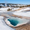 Yellowstone's Winter Colors - Second Place