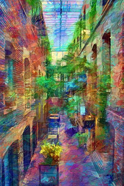 Passageway Galleria  -  Nikki McDonald  -  Third Place
