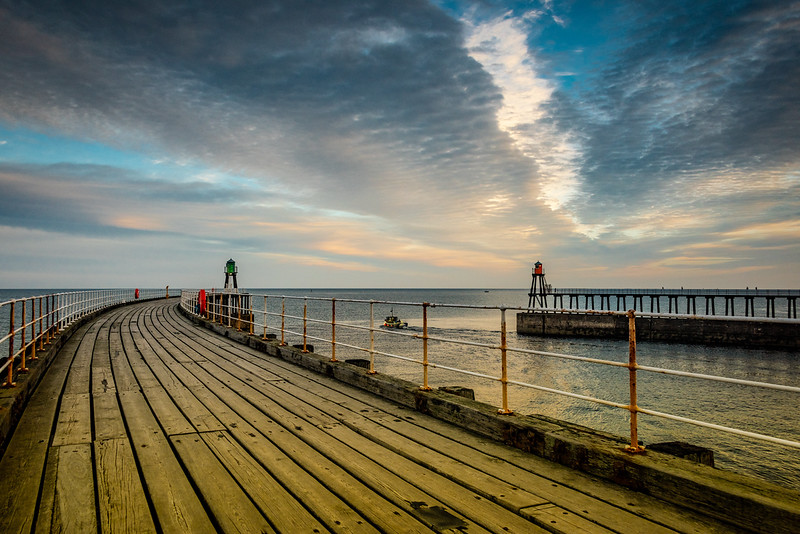 Whitby England - Mike Barker  - First Place