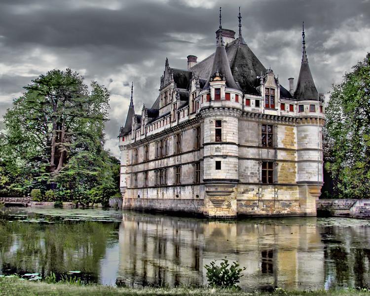 Azay-le-Rideau France  -  Nikki McDonald  - Third Place