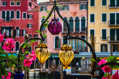 Venice Light	by	Dorothy Sansom