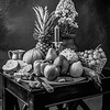 P (3) - Still Life With Pineapple
