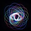 C (1) - Pendulum Light Painting