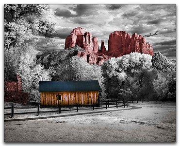 Cathedral Rock  -  Second Place  -  Don Loske