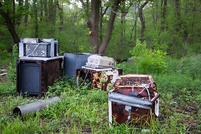 Abandoned  -  Larry Headley
