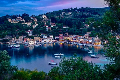 Paxos Greece Tranquility - Second Place