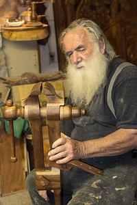 The Woodworker  -  Donna Turner